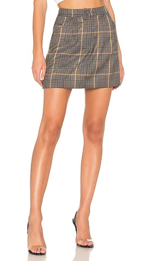 Kim Mini Skirt