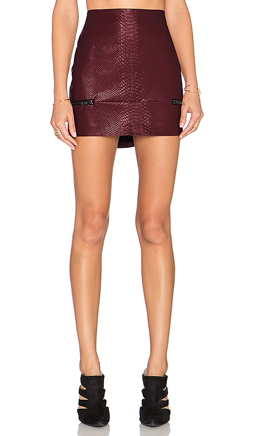 x REVOLVE Good To Be Bad Mini Skirt