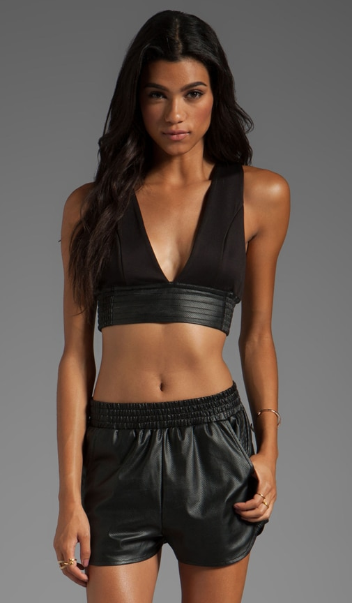 for REVOLVE Strappy Bra Crop Top