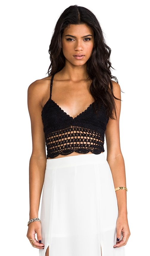 South Beach Crochet Top