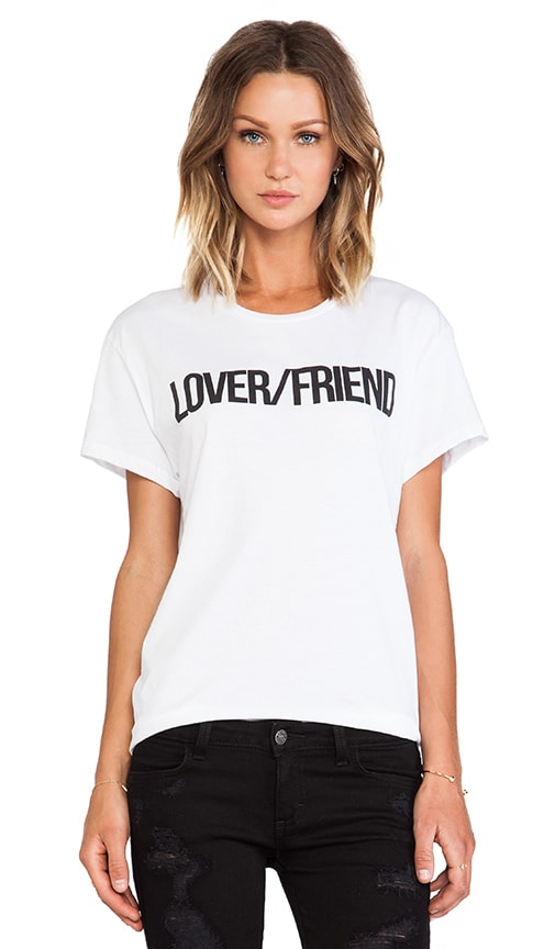 Lovers/Friends Basic Tee