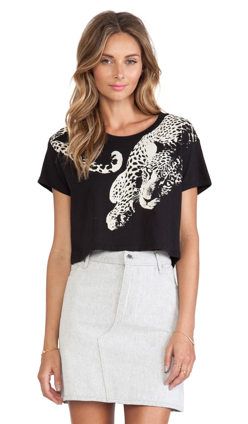 On The Prowl Crop Top