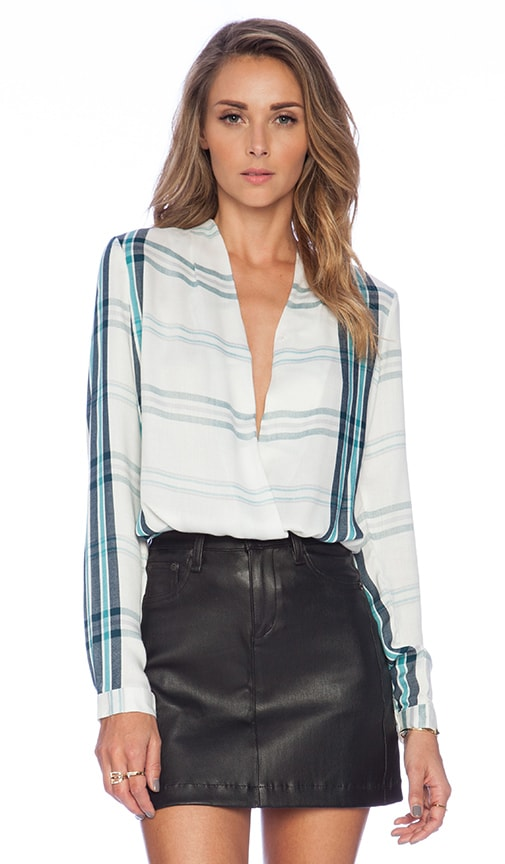 x REVOLVE Get Down Blouse