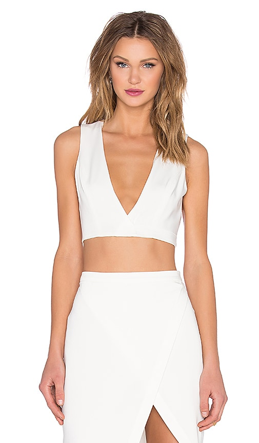 Lovers + Friends x REVOLVE Nocturnal Top in Ivory