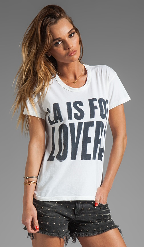 LA Is For Lovers Short Sleeve Graphic Tee