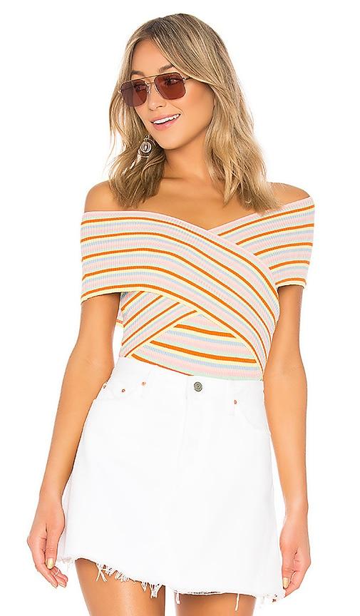 Gina Sweater Bodysuit