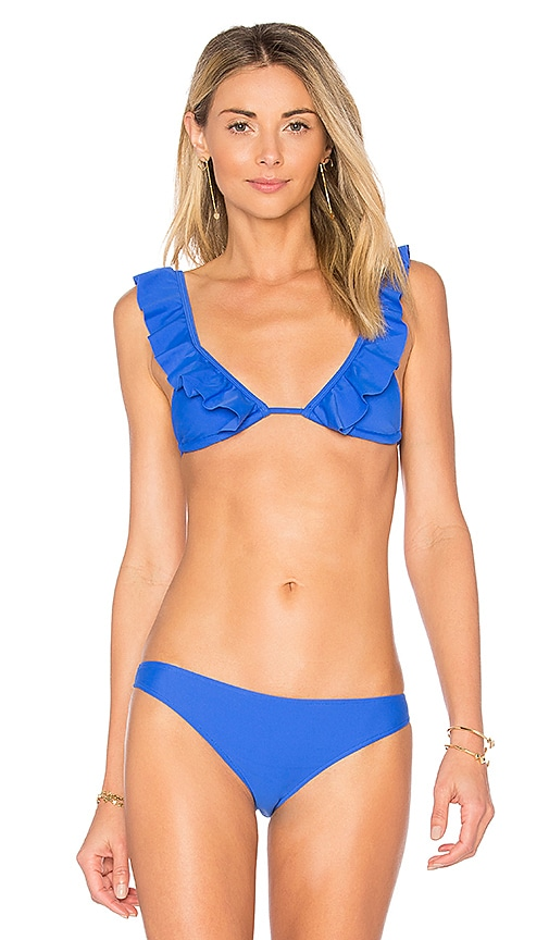 Lovers + Friends x REVOLVE Good Vibes Top in Blue