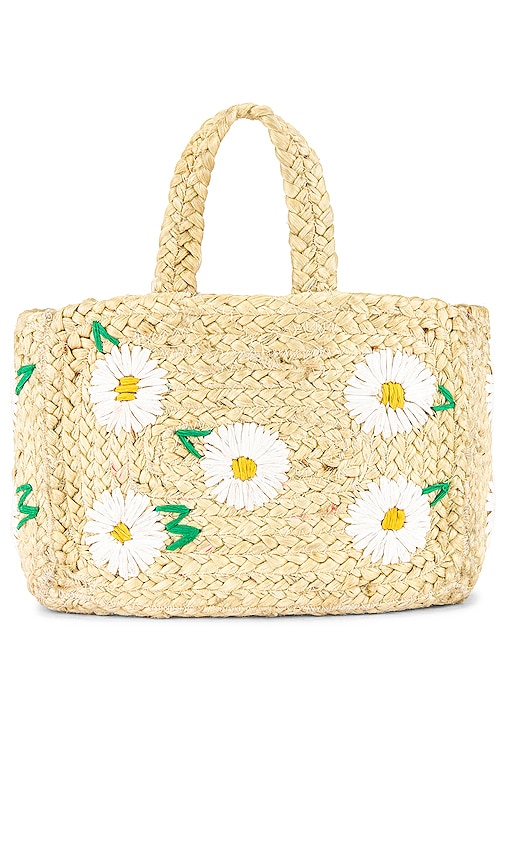 Vintage Handbags, Purses, Bags *New* Lovers  Friends Daisy Mini Tote in Tan. $96.00 AT vintagedancer.com