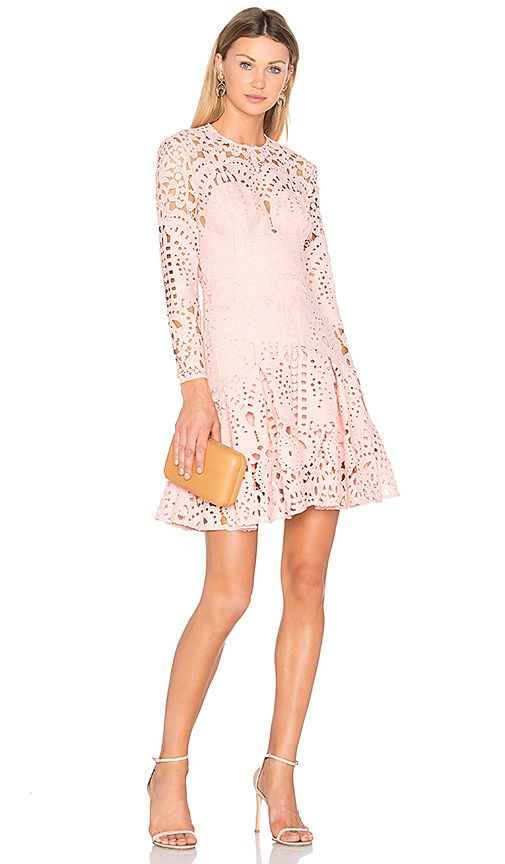 Harmony Pleat Mini Dress