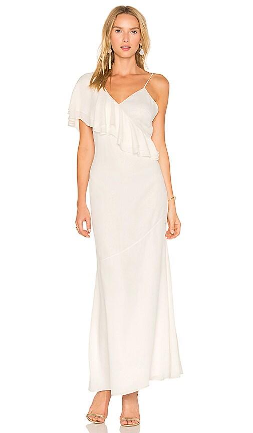 LPA Dress 255 in Ivory