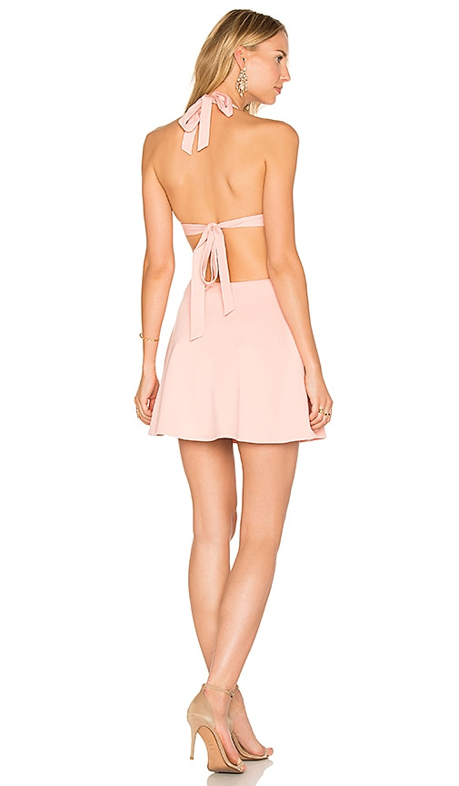 LPA x REVOLVE Dress 261 in Blush