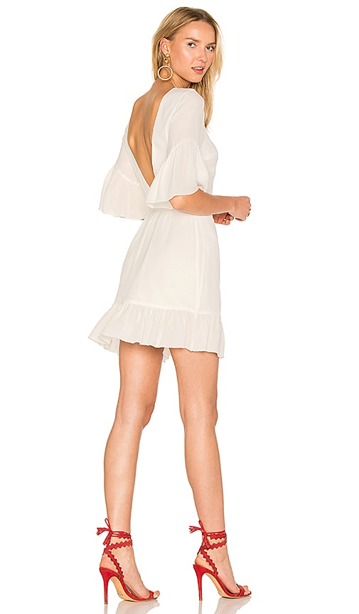 LPA Dress 254 in Ivory