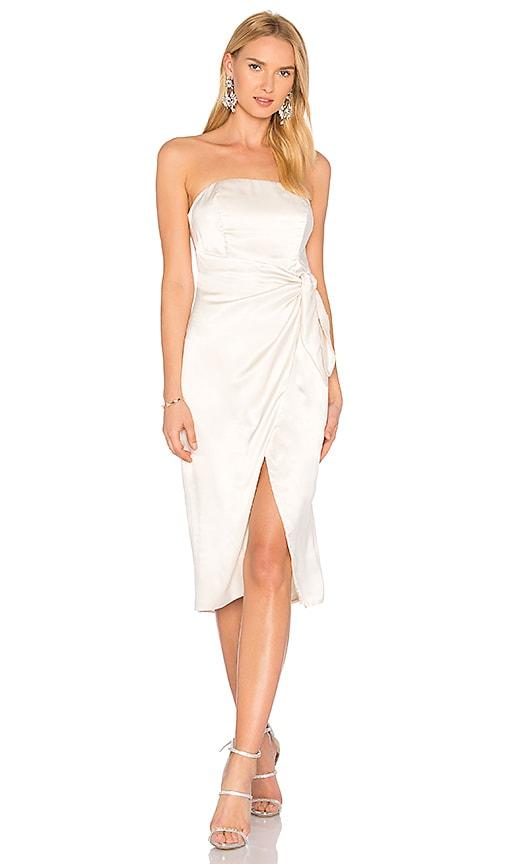 LPA Dress 283 in Ivory