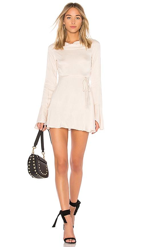 LPA Dress 604 in Cream