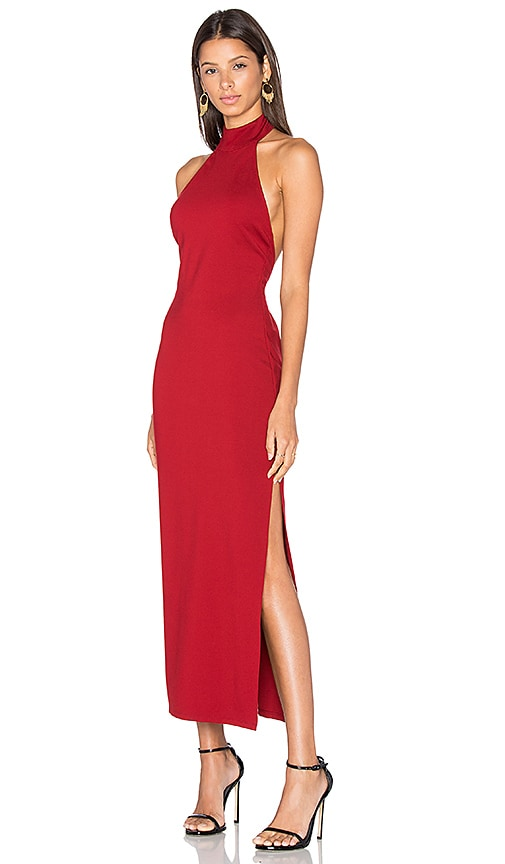 LPA Dress 47 in Red