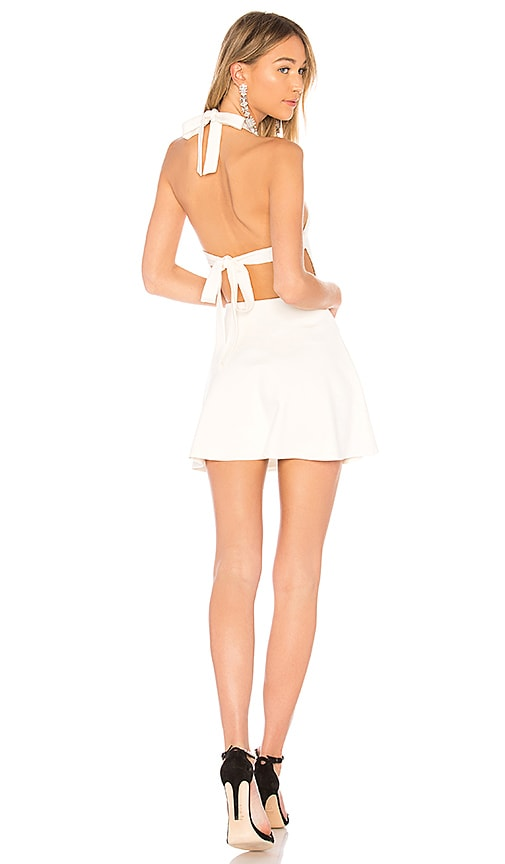 LPA Dress 261 in Ivory