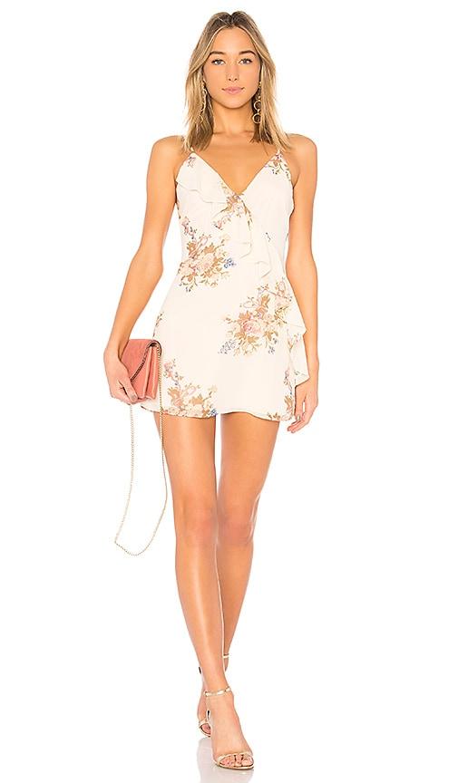 LPA Dress 252 in Cream