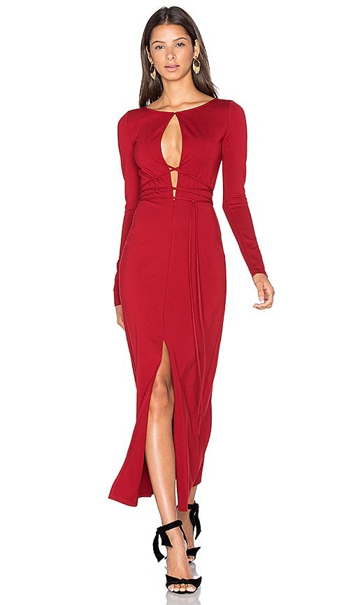LPA Dress 50 in Red