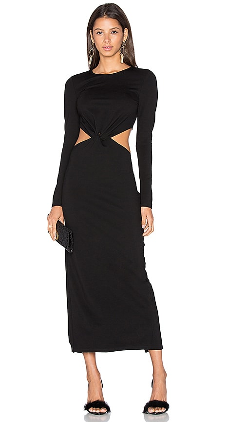 LPA Dress 51 in Black