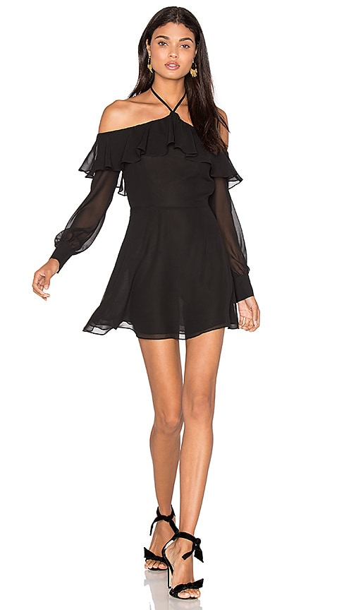 LPA Dress 5 in Black