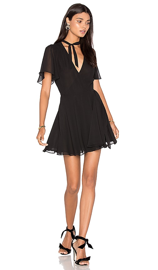 LPA Dress 8 in Black