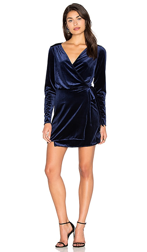 LPA Dress 68 in Navy
