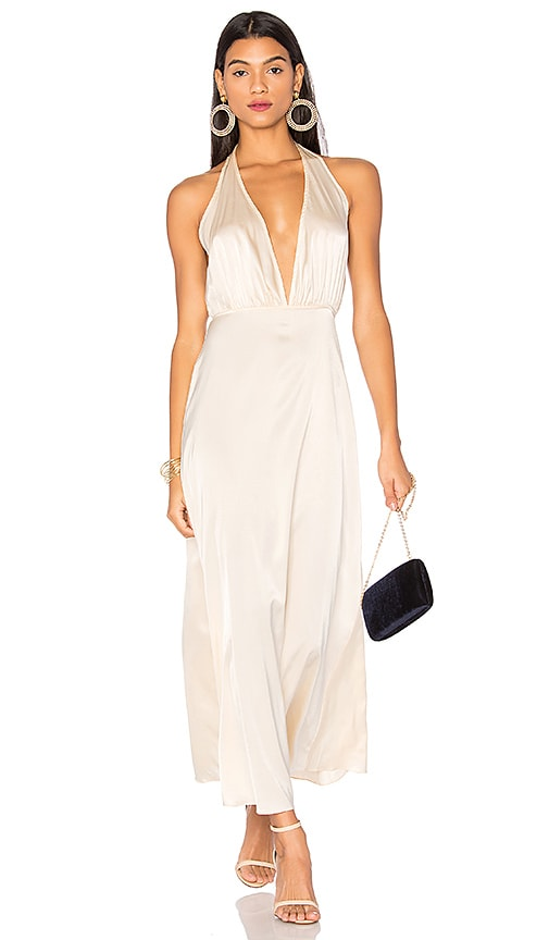 LPA Dress 96 in White