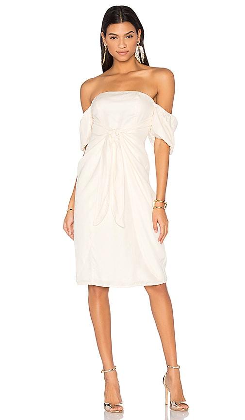 LPA Dress 146 in Ivory