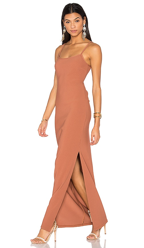 LPA Dress 127 in Tan