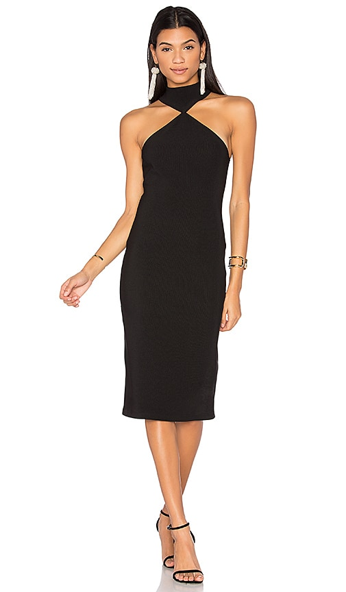 LPA Dress 232 in Black