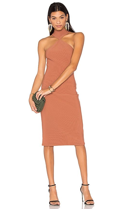 LPA Dress 232 in Tan