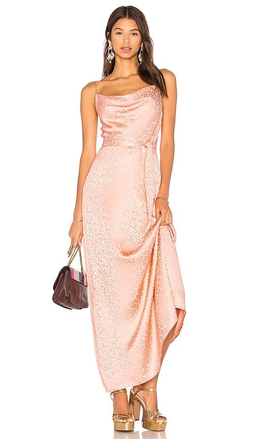 LPA Dress 168 in Pink