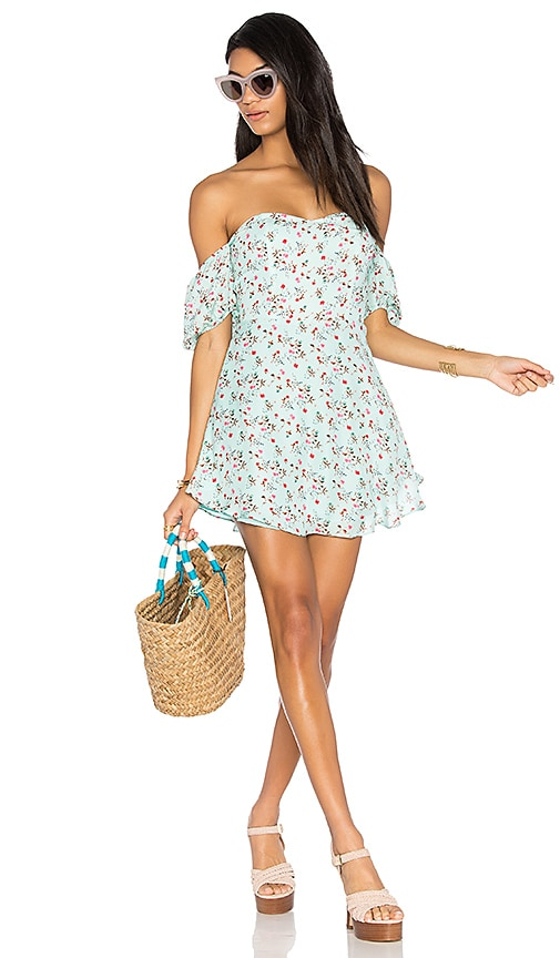 LPA Dress 141 in Mint