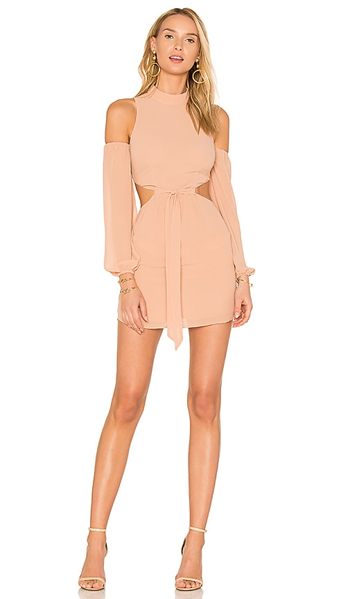 LPA Dress 514 in Blush