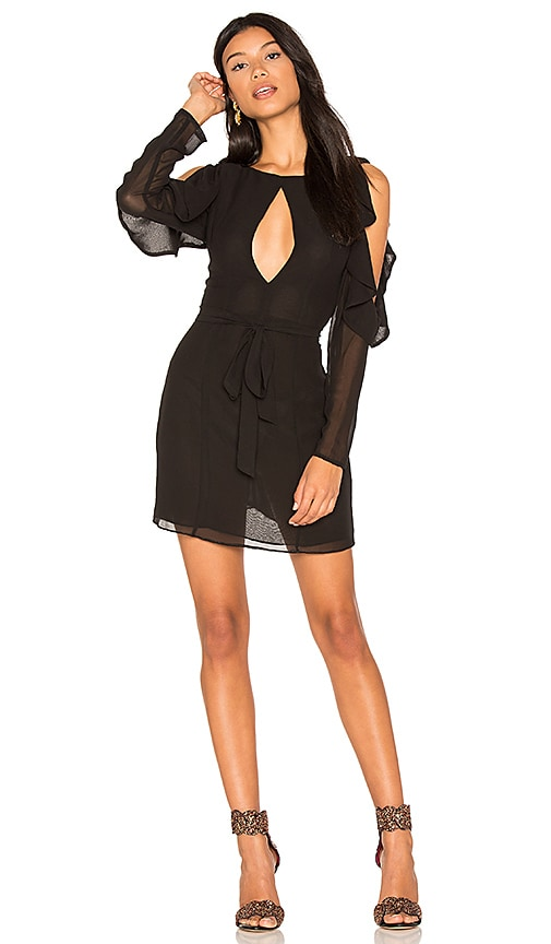 LPA Dress 516 in Black