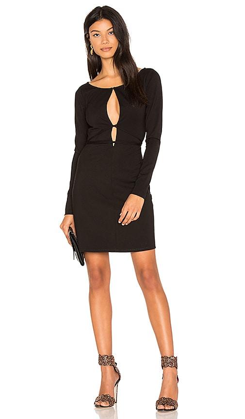 LPA Dress 515 in Black