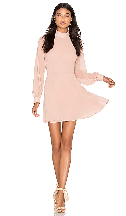 LPA Dress 41 in Beige