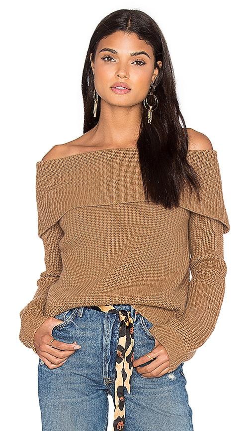 LPA Sweater 2 in Brown