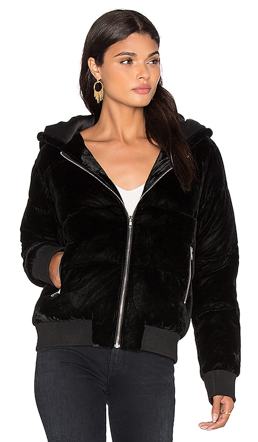 LPA Jacket 208 in Black