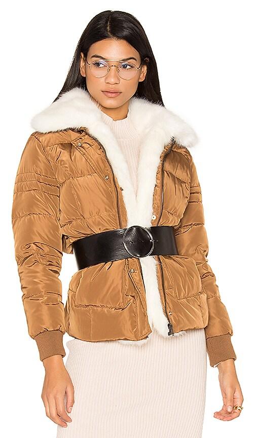 LPA Coat 112 in Brown