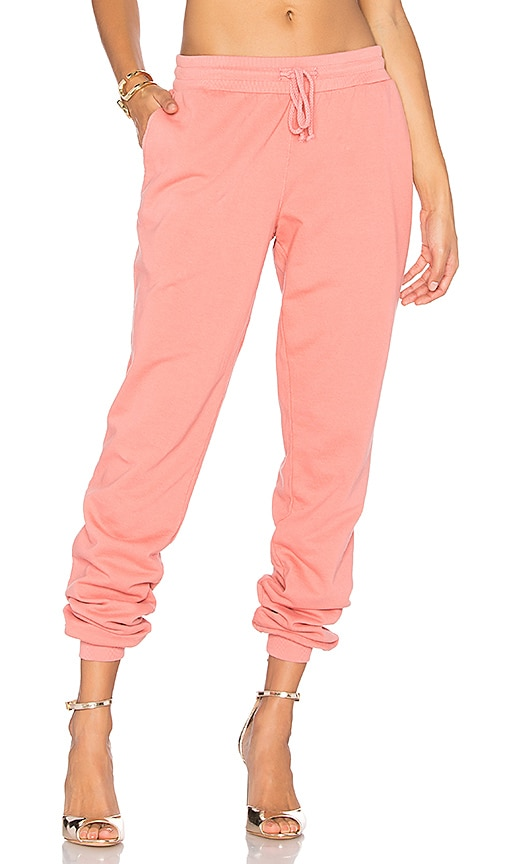LPA Sweatpants 120 in Pink