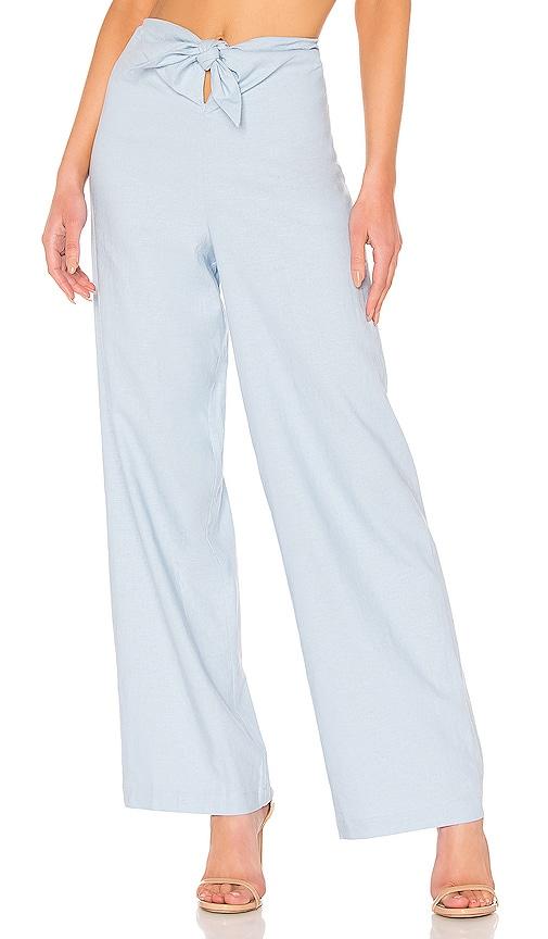 Tie Front Pant