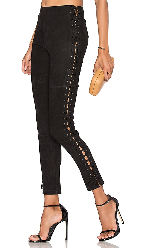 LPA Pants 57 in Black