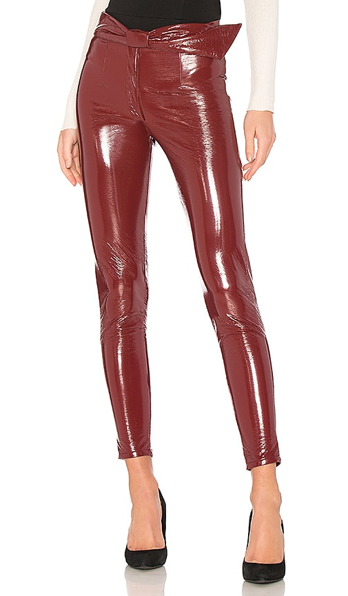 LPA Legging 599 in Red