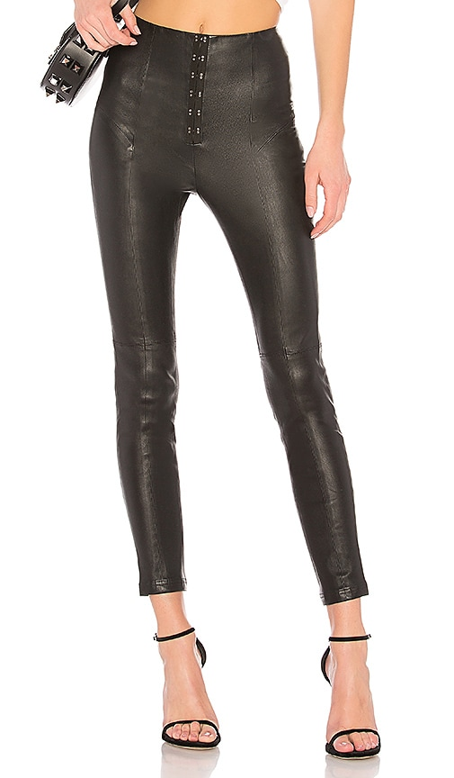 Leather Legging 636