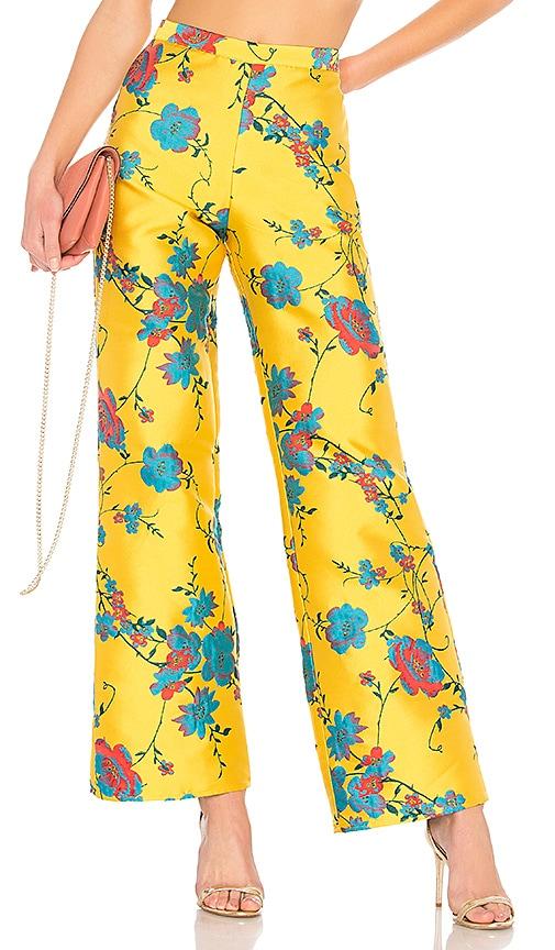 LPA Pant 88 in Yellow