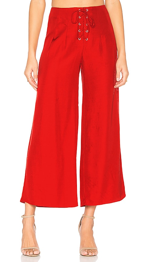 LPA Pants 153 in Red