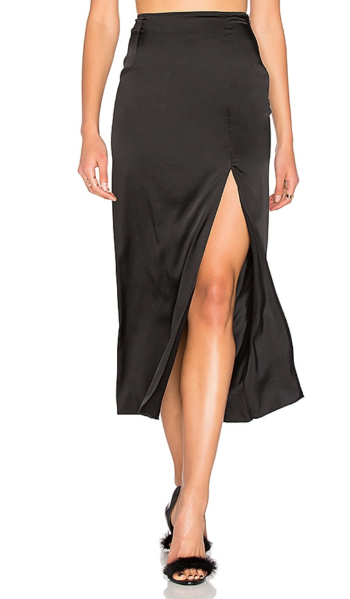 LPA Skirt 72 in Black