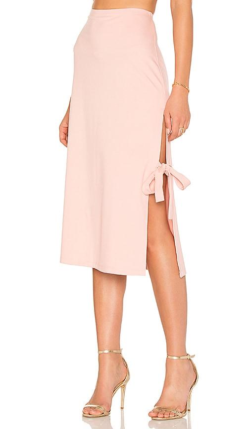 LPA x REVOLVE Skirt 263 in Blush
