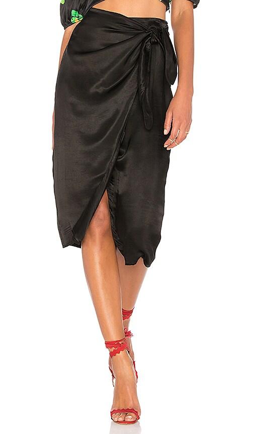 LPA Skirt 285 in Black